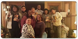 Sista Chat Book Club reads Eddie Mark's award-winning novel The Garden of Unfortunate Souls