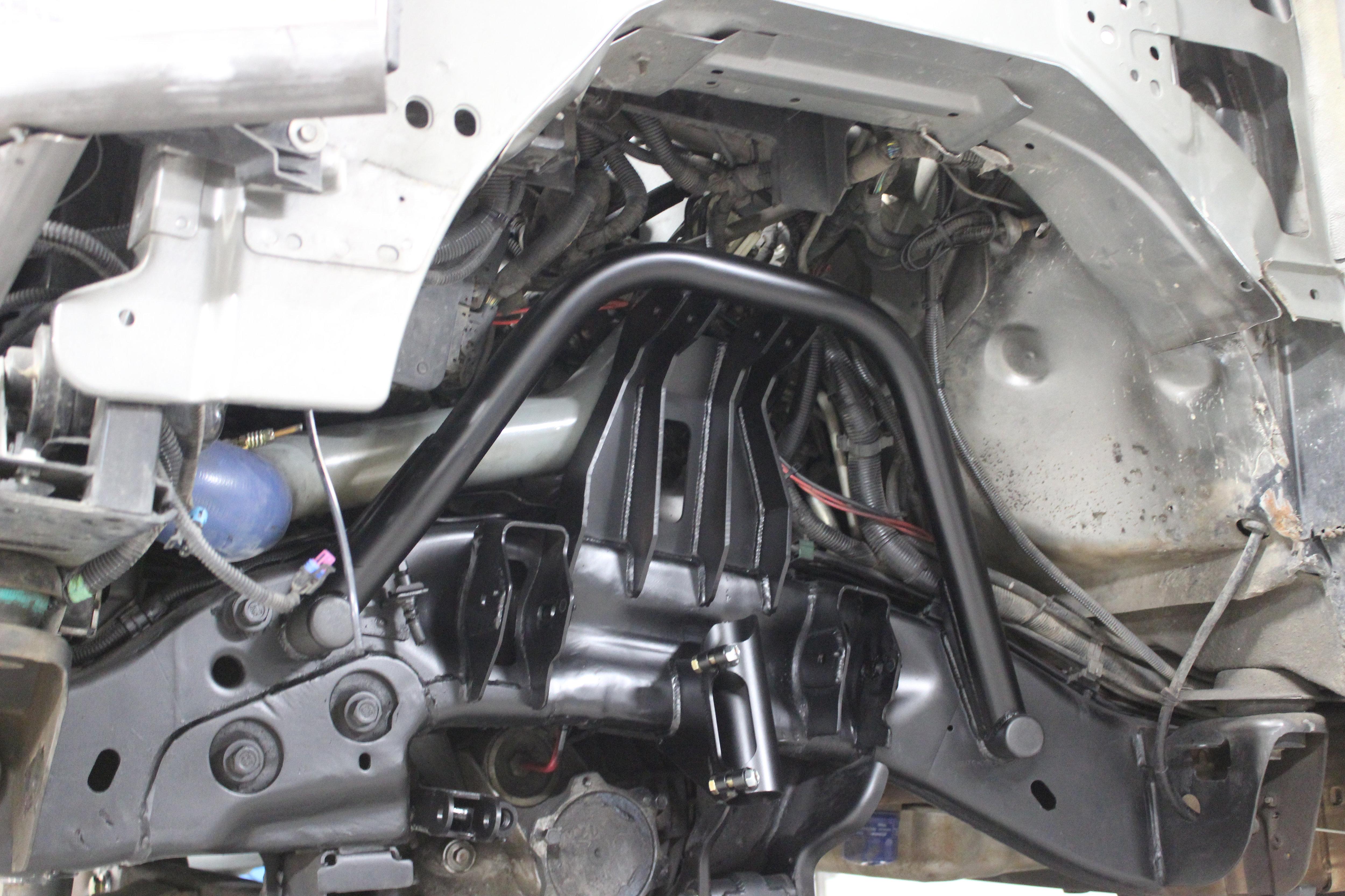 01-10 Silverado/Sierra 2500HD Kit/ LSK1110 | lsk-suspension