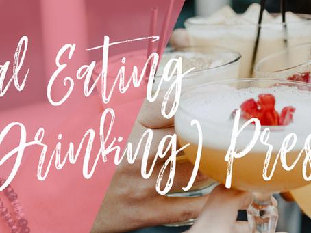 Social Eating (& Drinking) Pressure