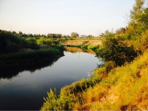 Река на б/о Трикотажница