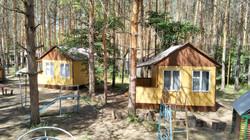 Уютные домики, для комфортного отдых