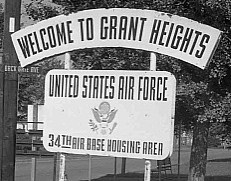 Grant Heights Sign