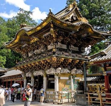 Toshougu Shrine Nikko Japan