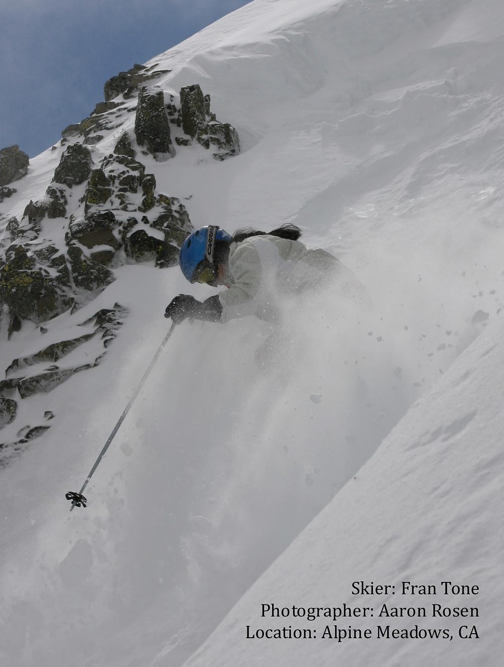 Ski-Fran-Alpine Meadows