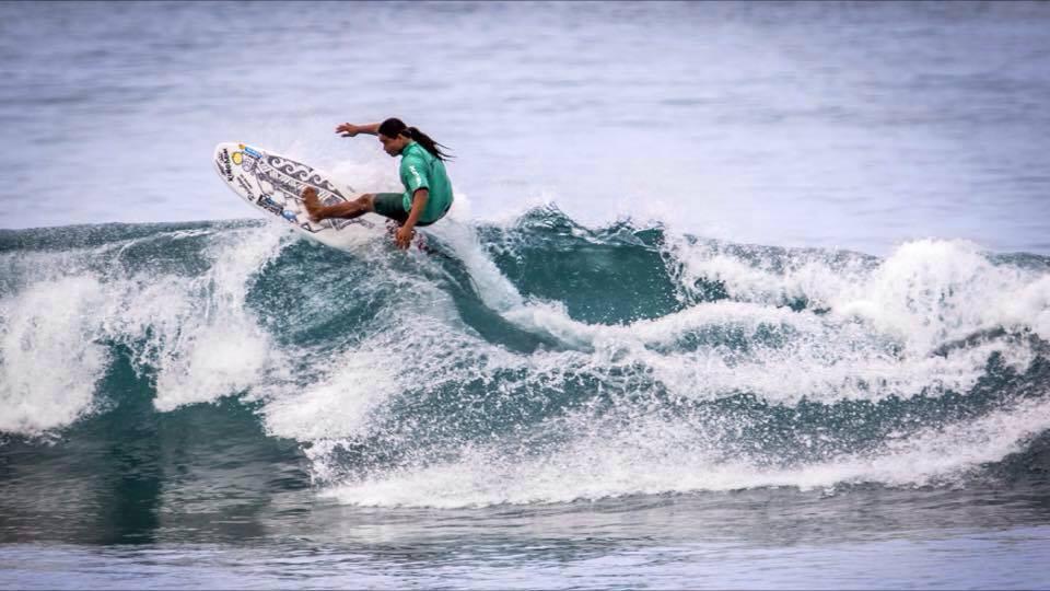 Fritz surfing