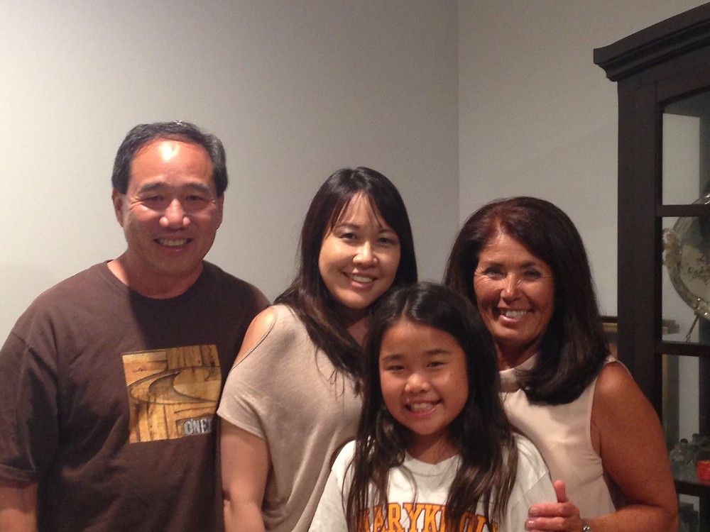 Randy, Kris & Natori-Hawaii