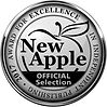 New Apple Book Award seal