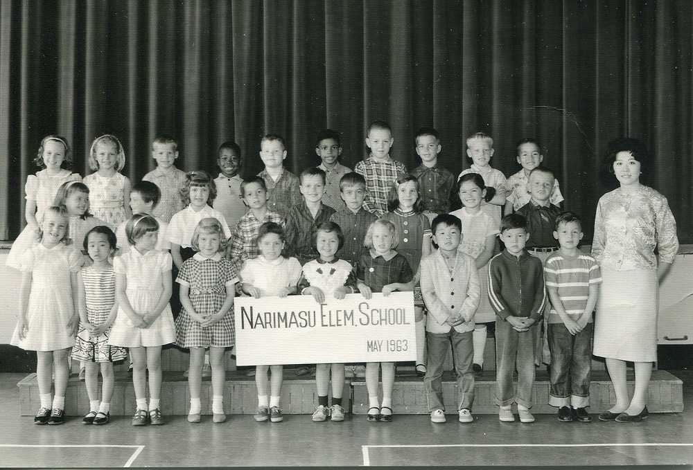 Fran-First Grade Grant Heights