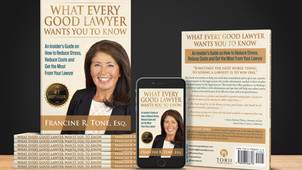What Every Good Lawyer Wants You To Know - Now a Book