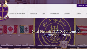 Francine Tone slated to Present at The Phi Alpha Delta Fraternity Biennial Convention