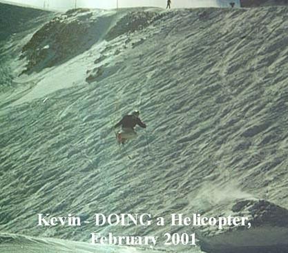 Kevin-Skiing