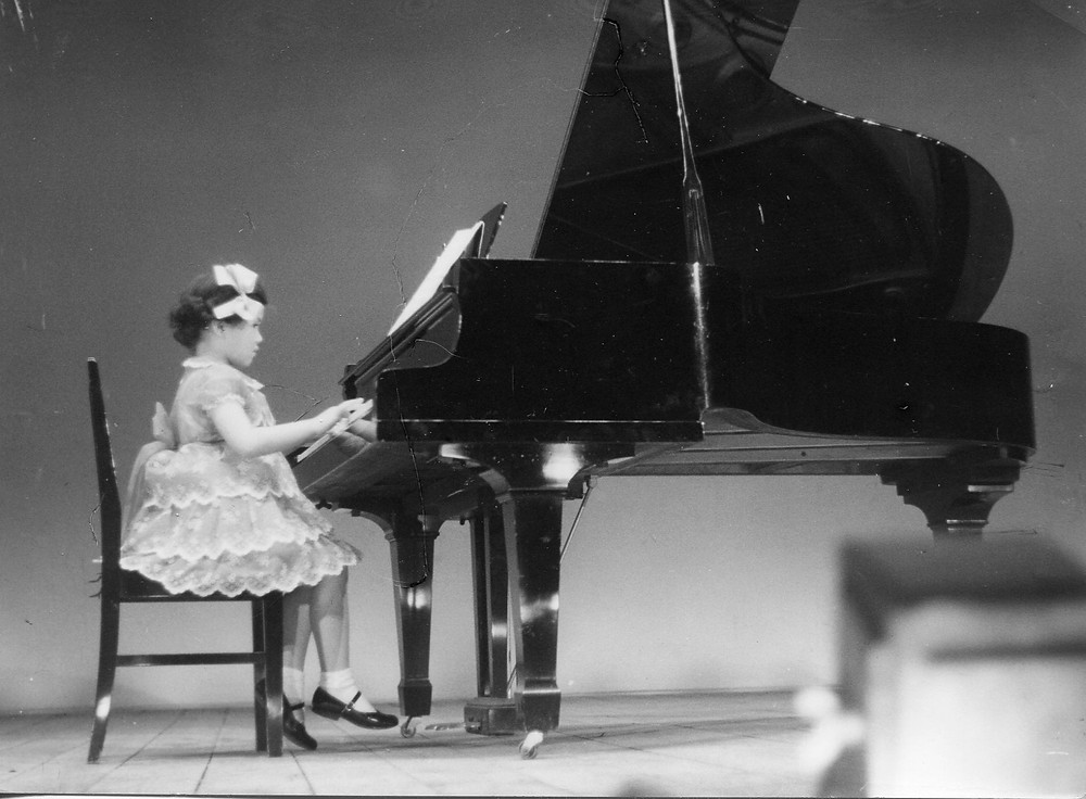 Me-Piano Concert-Age 5