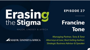 Tackling Stress for Lawyers on a Podcast