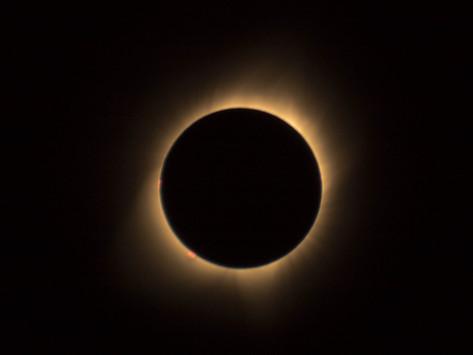 Reversing an Eclipse