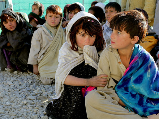 The Agony of Afghanistan