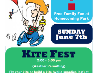 Kite Fest 2015 Returns to Homecoming Park