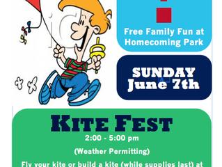 Kite Fest 2015 Returns to Homecoming Park