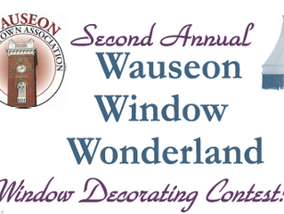 Vote Now For The 2016 Wauseon Window Wonderland Window Decorating Contest Winner!