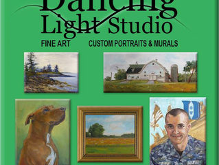 Dancing Light Studio To Present Gallery Showcase at Downtown Wauseon Chocolate Walk On April 6th