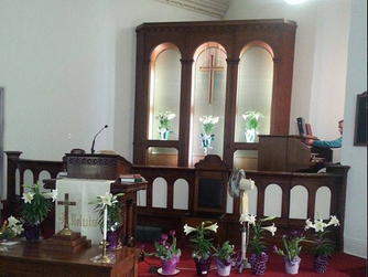 Message From The Wauseon Congregational United Church Of Christ Easter Sunday 2019