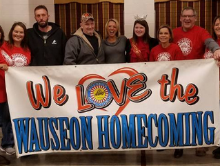 2017 Wauseon Homecoming Reverse Raffle Huge Success