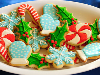 Cookie Walk This Saturday, December 12th At The Wauseon Congregational United Church of Christ