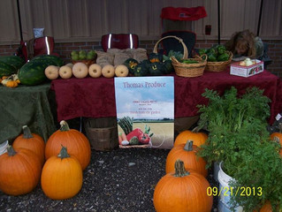 Visit the Wauseon Farmers' Market In Downtown Wauseon This Saturday