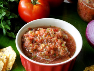 Join The Salsa Challenge This Saturday, September 9th, At The Wauseon Farmers' Market