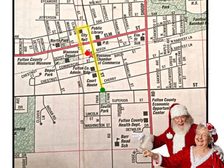 Join the 2015 Wauseon Christmas Parade