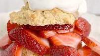 Strawberry Shortcake Drive-Thru  Saturday, June 26th
