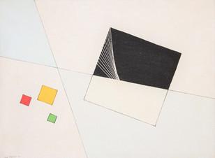 """Luigi Veronesi 1908-1998: Una retrospettiva"", Galleria 10 A.M. ART, Milano - Mostra retro"