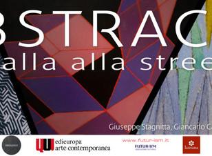 """""""ABSTRACTA - Da Balla alla street art"""", Museo Gagliardi di Noto - in mostra Luigi Veronesi"""
