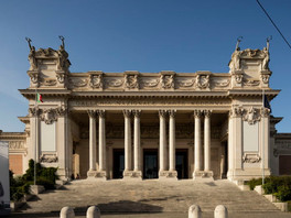 """Optical Vibes"", Galleria Nazionale d'Arte Moderna, Roma"