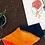 Thumbnail: Coralist Fabric Face Mask - Sunset Brush