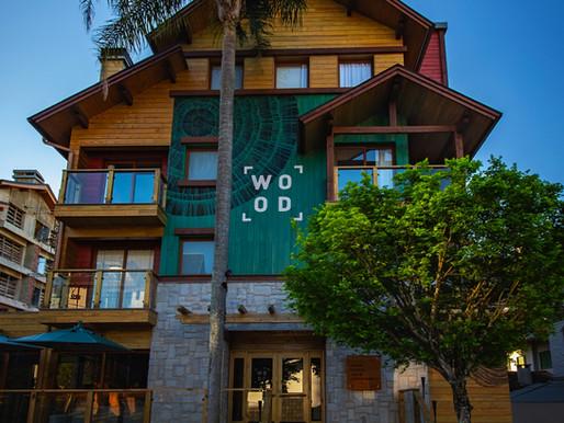 HOTEL WOOD - INAUGURADO EM 2018