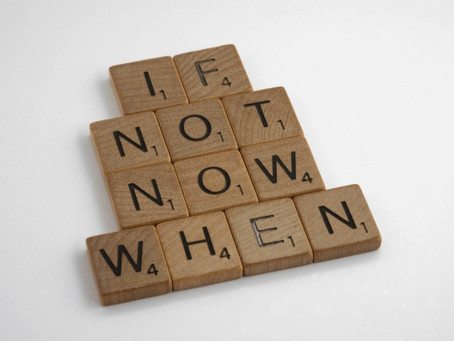 Why I am 'pro procrastination' (try saying that 10 times quickly!) and how to make it work for you..