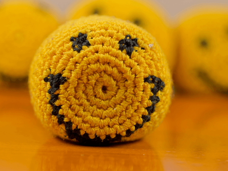 8 Reasons to be optimistic and how they relate to crochet
