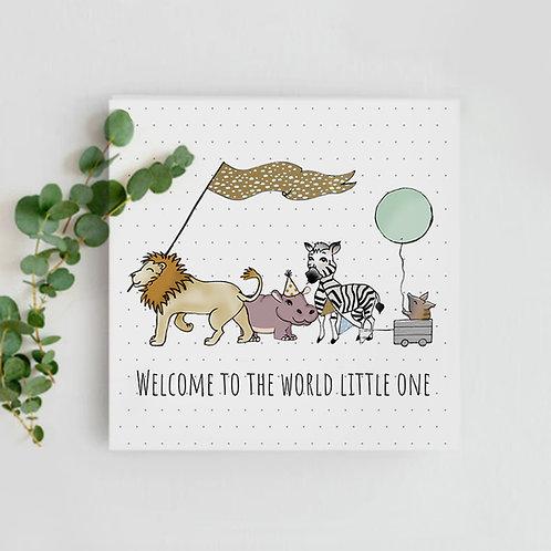 A Little Card