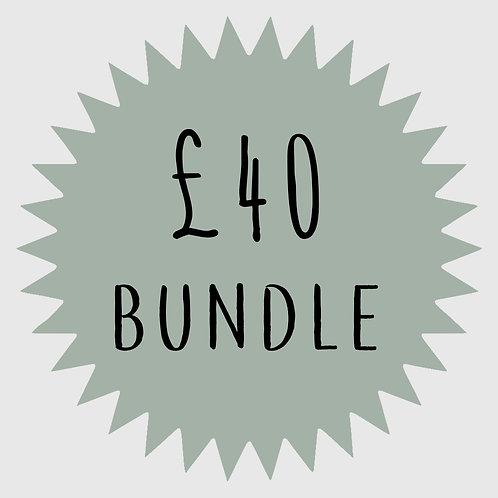 £40 Bundle Frames
