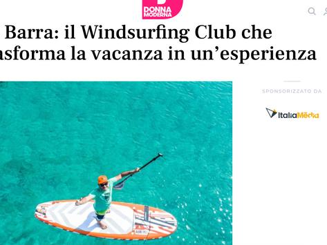 Sa Barra: il Windsurfing Club che trasforma la vacanza in un'esperienza.