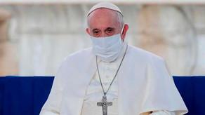 El Papa dijo que jamás pensó en renunciar