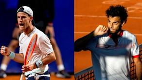 Argentina Open: Schwartzman y Cerúndolo están en semifinales