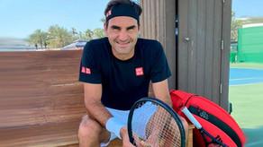 """Federer reaparecerá en Doha: """"la rodilla dictará como será mi regreso"""""""