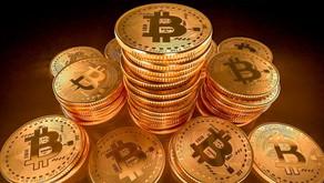 Bitcoin anota una fuerte suba ante su debut en Wall Street