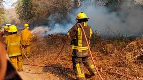 Falta conciencia comunitaria sobre la peligrosidad del fuego