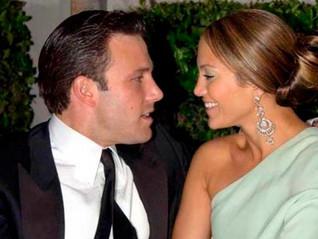 Ben Affleck y Jennifer López fueron captados por las cámaras juntos