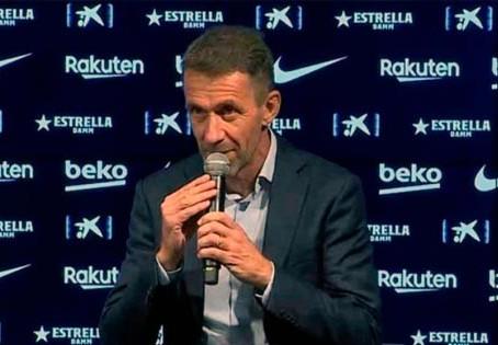"Barcelona aseguró que ""no contempla"" la salida de Messi"