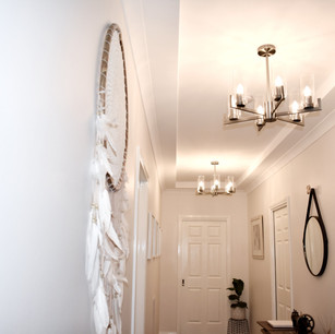 Entry in Natural White