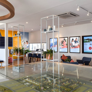 Land Sales office
