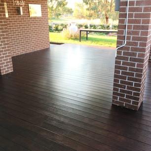 Dark deck